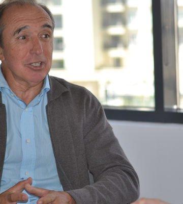 Hugo Porta en dialogo con Paralelo Cero