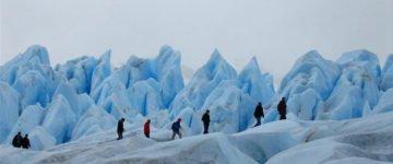 Trecking en Glaciar Perito Moreno - Argentina