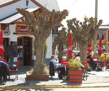 Centro de El Calafate - Argentina