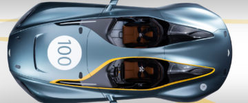 Aston Martin, más de un siglo de elegancia