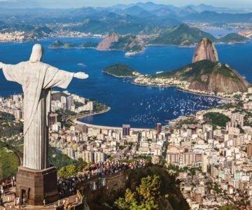 Cristo Redentor - Río de Janeiro