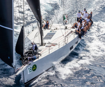 Maxi Yachts Rolex Cup