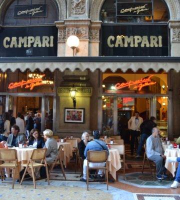 Cafe Campari