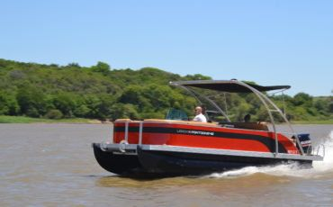 Pontoon Lerch 240