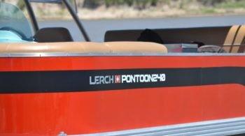 Pontoon Lerch 240