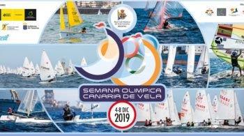 Semana Olimpica Canaria de Vela 2019