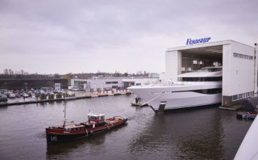 Arrow 75m de Feadship