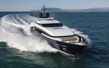 Baglietto Pachamama Yachts