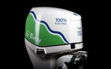 Evoy 150 HP – Motor fuera de borda eléctrico