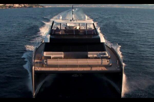 Catamarán Sunreef 80 Power de Rafael Nadal