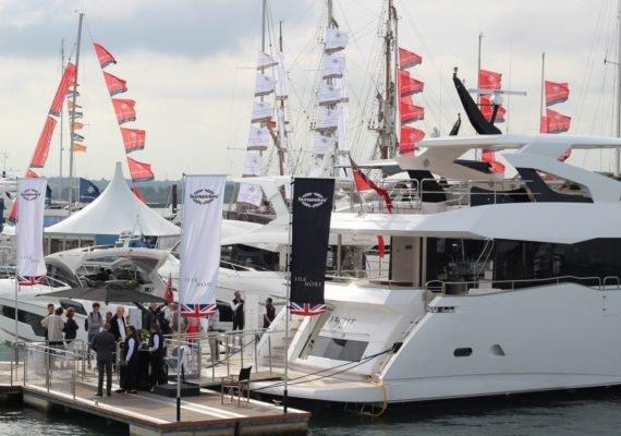 Southampton International Boat Show, un certamen que reúne más de 400 expositores.