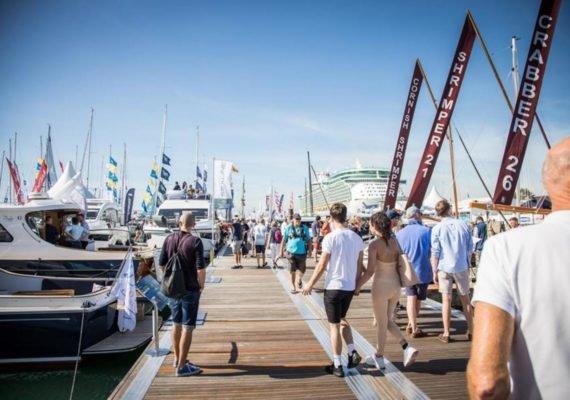 Este Boat Show se realiza todos los septiembres y atrae uno 100.000 visitantes.