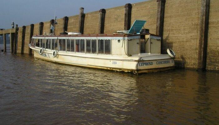 En los últimos tiempos, hacía viajes en el lago de la represa Salto Grande.