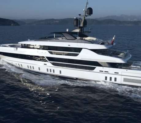 SanLorenzo Yachts 52 Stell