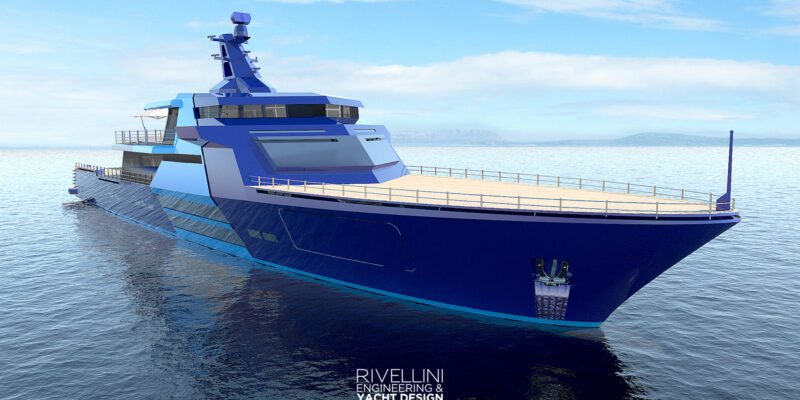 Extended Explorer Revellini Yachts