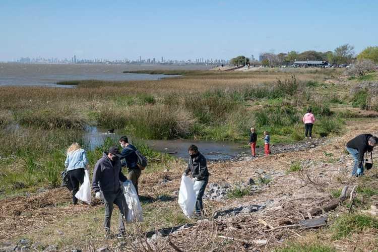 Campaña río limpio San Isidro (1)