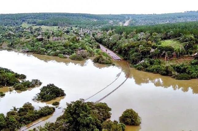 Crecida Río Paraná (1