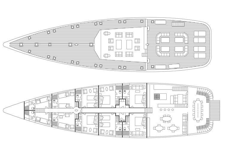 Velero OceanBel128