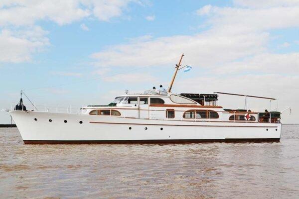 Crucero Clásico Achalay de 1961